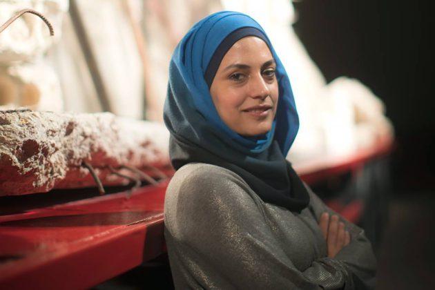 Marwa al-Sabouni puolustaa yhteisöllistä arkkitehtuuria.