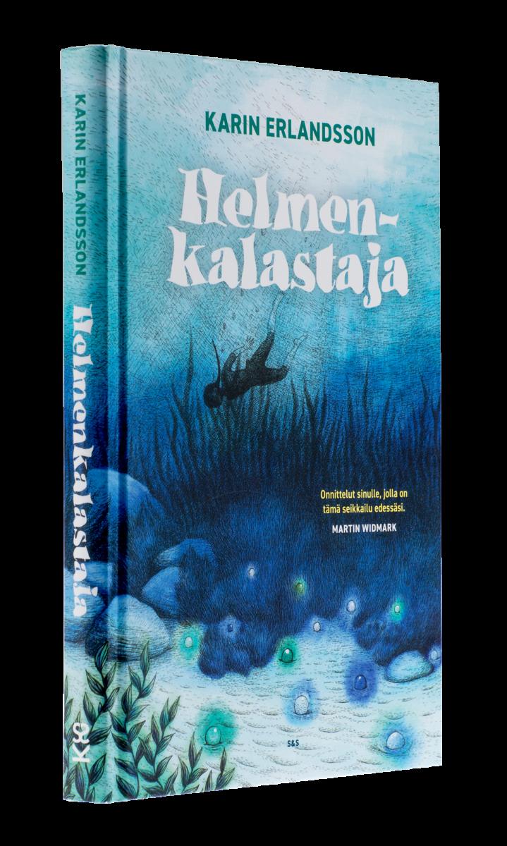 Karin Erlandsson: Helmenkalastaja. Suom. Tuula Kojo. 200 s. S&S, 2017.