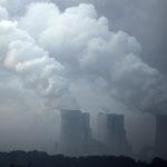 Kivihiilivoimala Saksan Hoeningenissa 6. marraskuuta 2017.