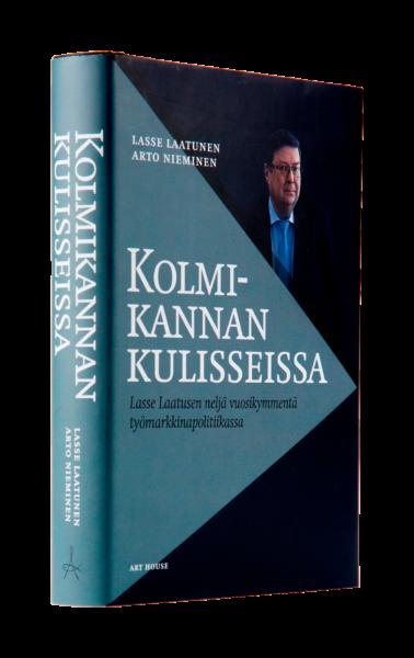 Lasse Laatunen–Arto Nieminen: Kolmikannan kulisseissa. 325 s. Art House, 2017.