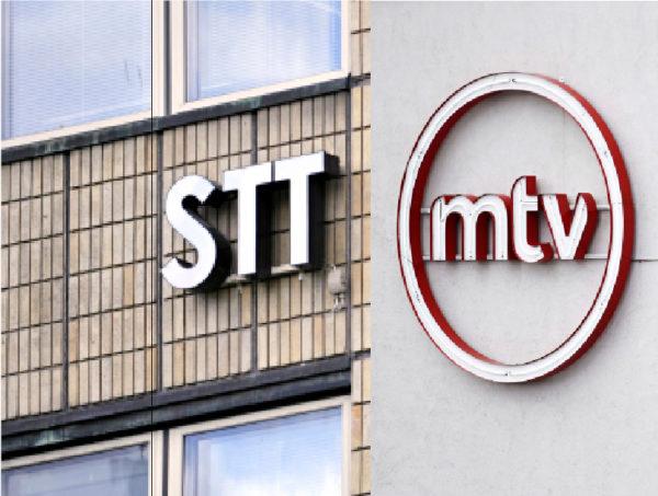 Suomen Tietotoimisto ja MTV viettävät molemmat parhaillaan juhlavuotta. STT täytti 130 ja MTV 60 vuotta.
