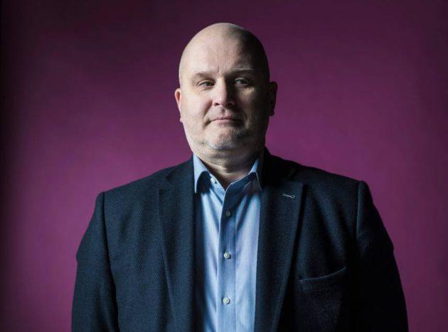 Jouko Jokinen aloitti Yleisradiossa päätoimittajana 13. marraskuuta.