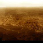 Tältä näyttää Saturnuksen jättimäisessä Titan-kuussa.
