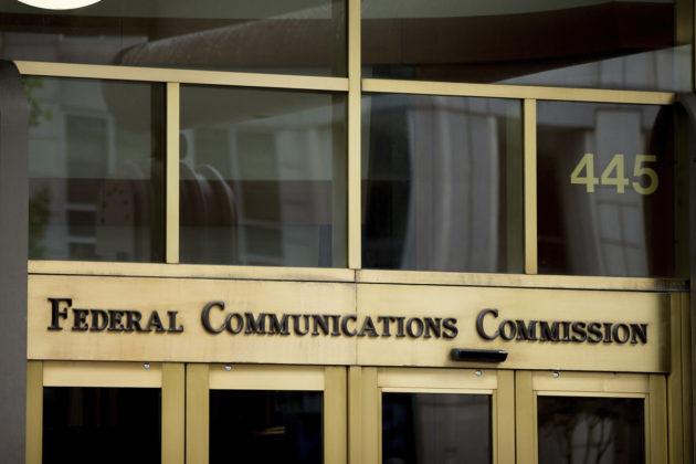 Yhdysvaltain viestintävirasto FCC. Arkistokuva.