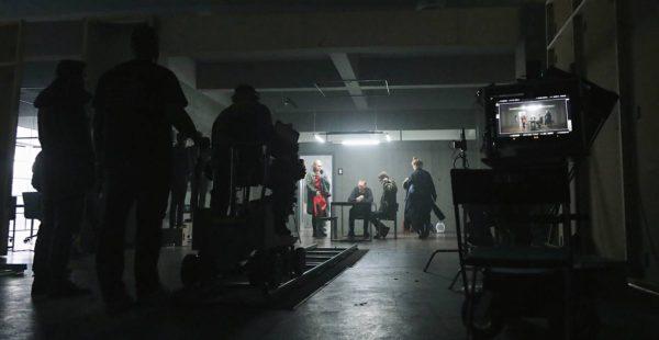 Sorjosen toista tuotantokautta kuvattiin lokakuussa 2017 Vantaalla.