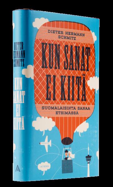 Dieter Hermann Schmitz: Kun sanat ei kiitä. Suomalaisinta sanaa etsimässä. Suom. Heli Naski. Atena, 2017.