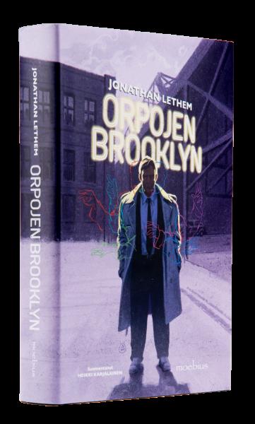 Jonathan Lethem: Orpojen Brooklyn. Suom. Heikki Karjalainen. Moebius.