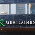 Terveyspalveluyritys Mehiläisen toimipiste Oulun keskustassa 4. joulukuuta 2017.