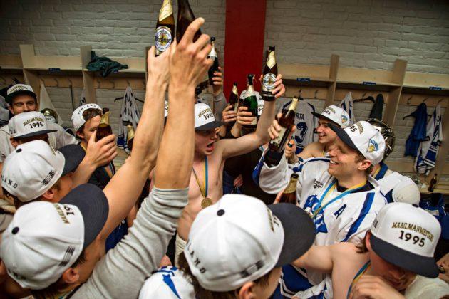 Suomi on uusi maailmanmestari.