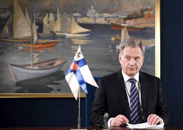 Tasavallan presidentti Sauli Niinistö sai valtakirjan pitää lisää uudenvuodenpuheita.