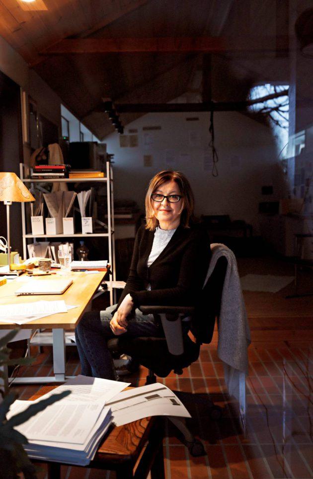 Eija-Liisa Ahtila.
