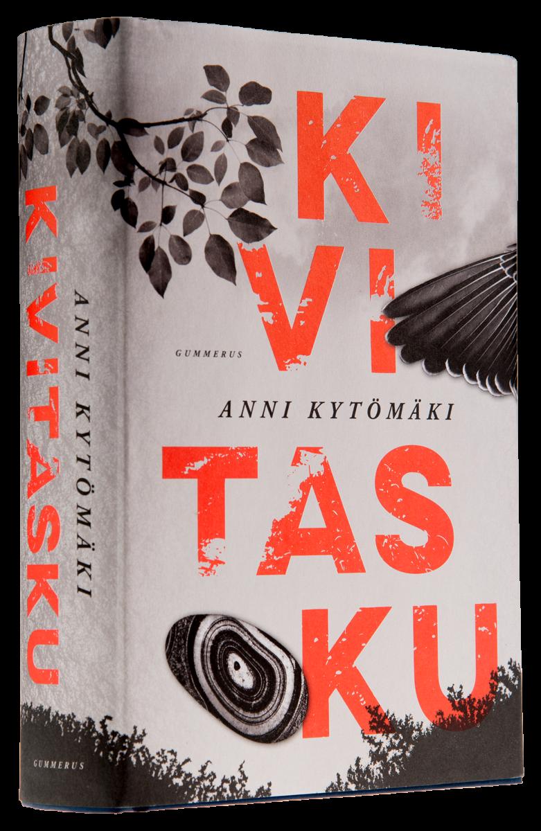 Anni Kytömäki: Kivitasku. 645 s. Gummerus, 2017.