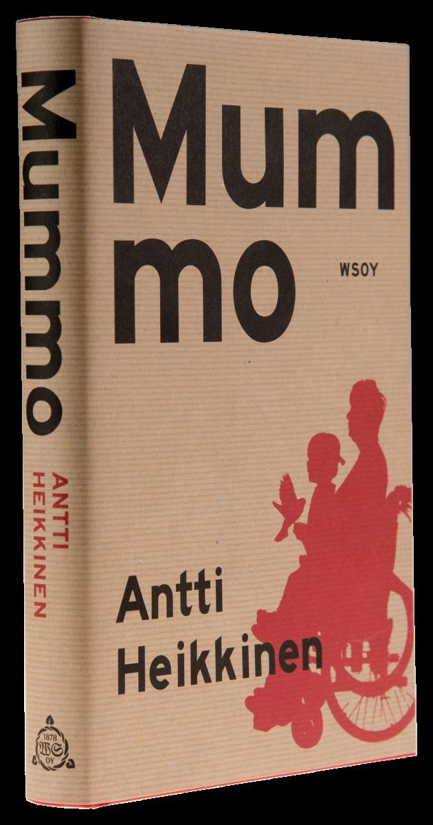 Antti Heikkinen: Mummo. 303 s. WSOY, 2017.