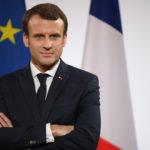 Emmanuel Macron 21. joulukuuta 2017.