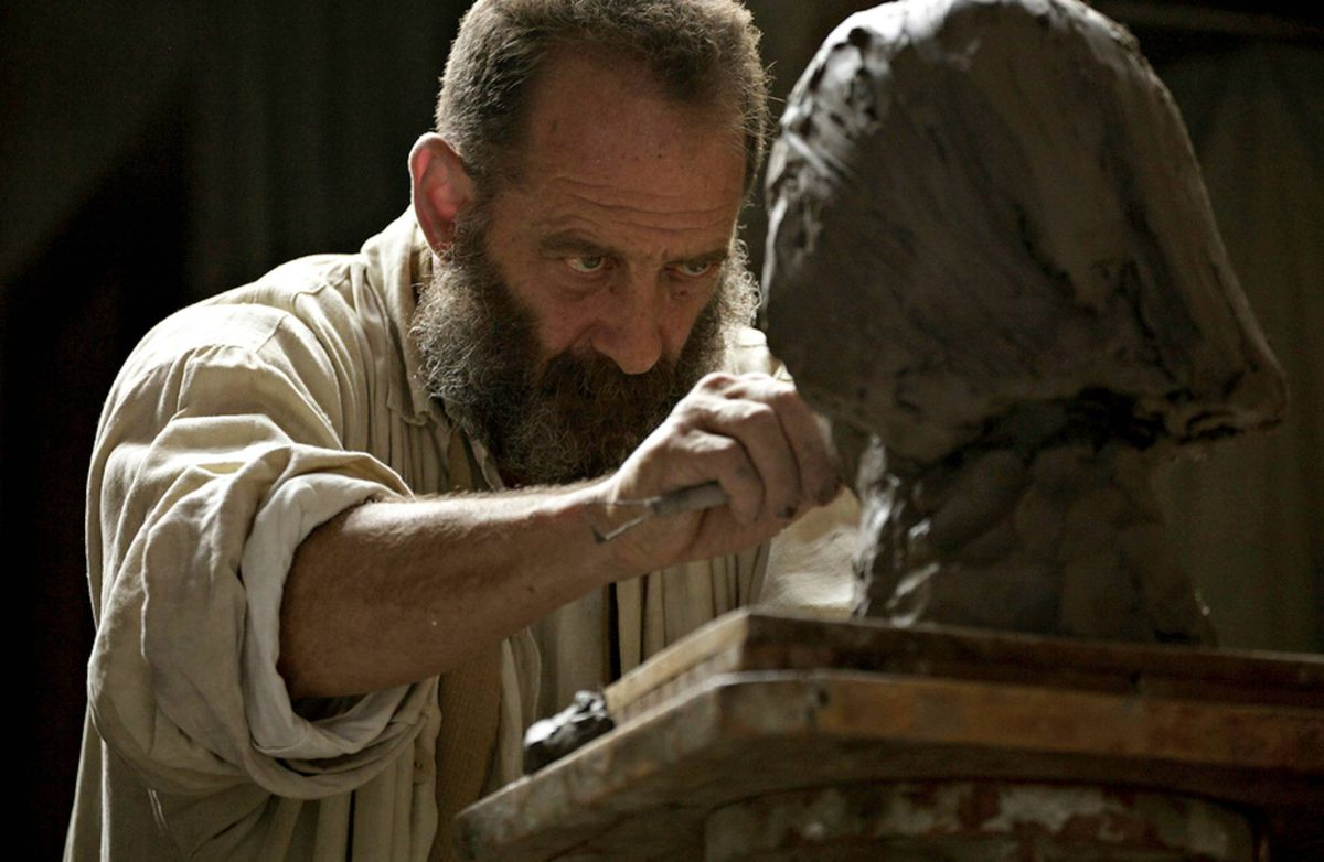 Vincent Lindon on Auguste Rodin.