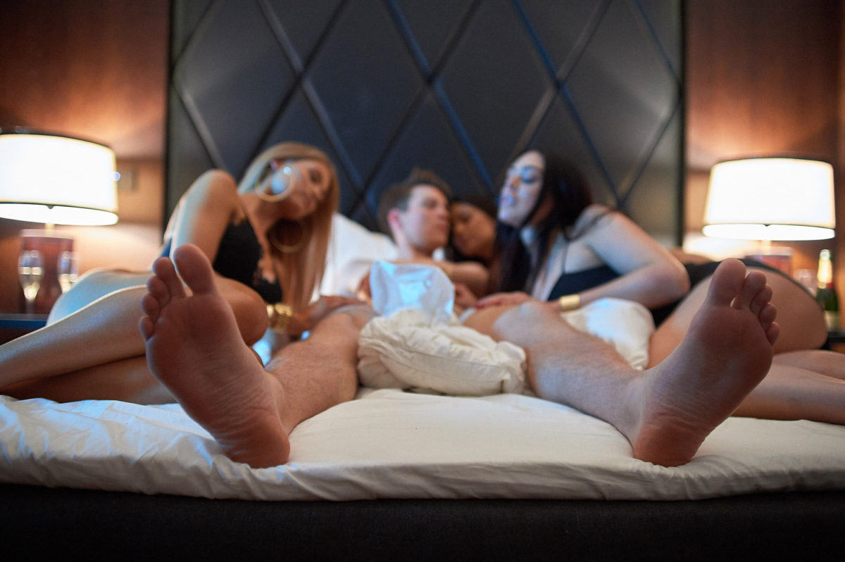 Videoita sarja kuva hahmoja seksiä