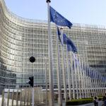 Euroopan komission toimitilat Brysselissä.