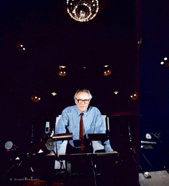 "SK 7/1993 (19.2.1993) Riitta Pyysalo: ""Hän: Ulf Söderblom, kapellimestari"""