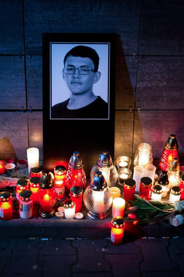 Tutkiva toimittaja Ján Kuciak murhattiin 21. helmikuuta 2018.