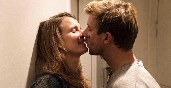 Amanda Collin ja Anders Juul.