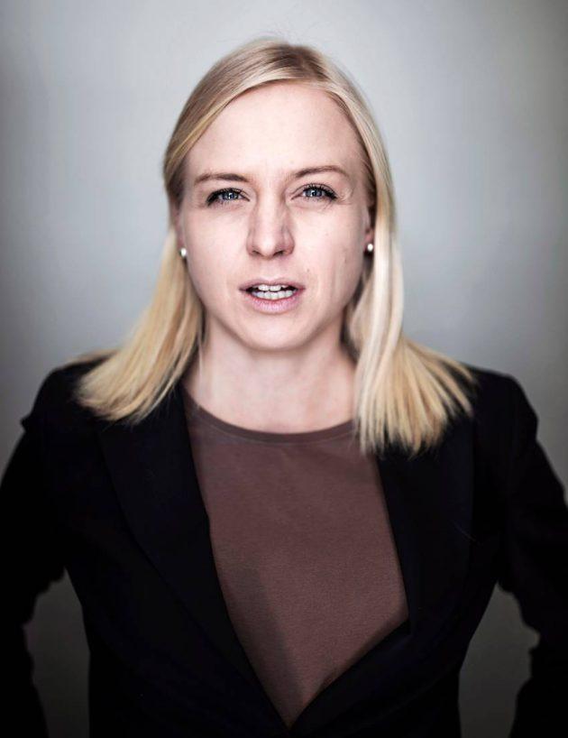 Elina Lepomäki on toisen kauden kansanedustaja.