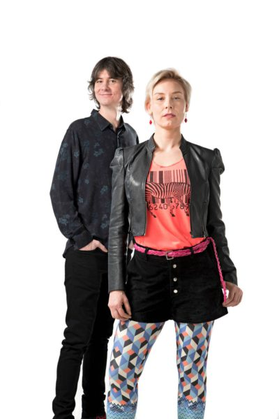 Antti Tuomainen ja Laura Lindstedt kiinnostavat yli rajojen.