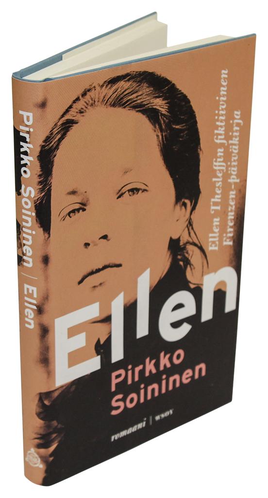 Pirkko Soininen: Ellen. 189 s. WSOY, 2018.