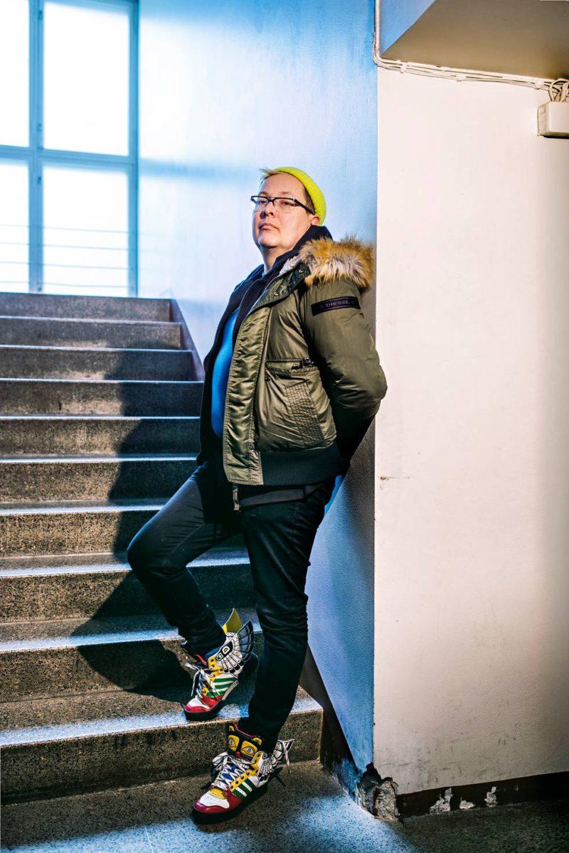 Ville Saukkonen.
