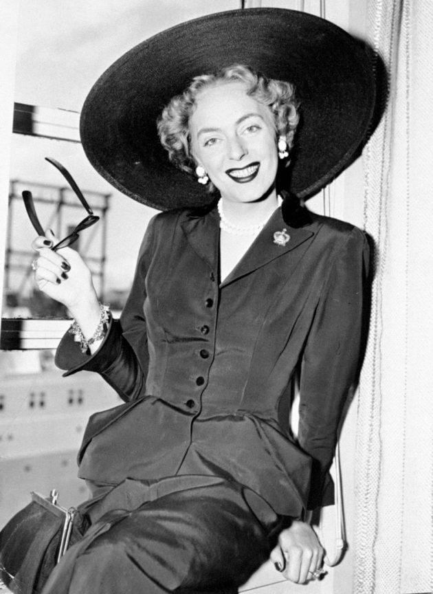 Sukupuolensa korjannut Christine Jorgensen vuonna 1954.