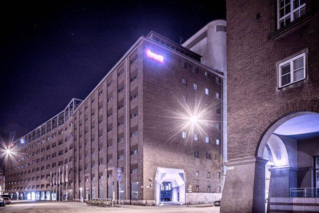 Hybridikeskus toimii Helsingin Sörnäisissä.