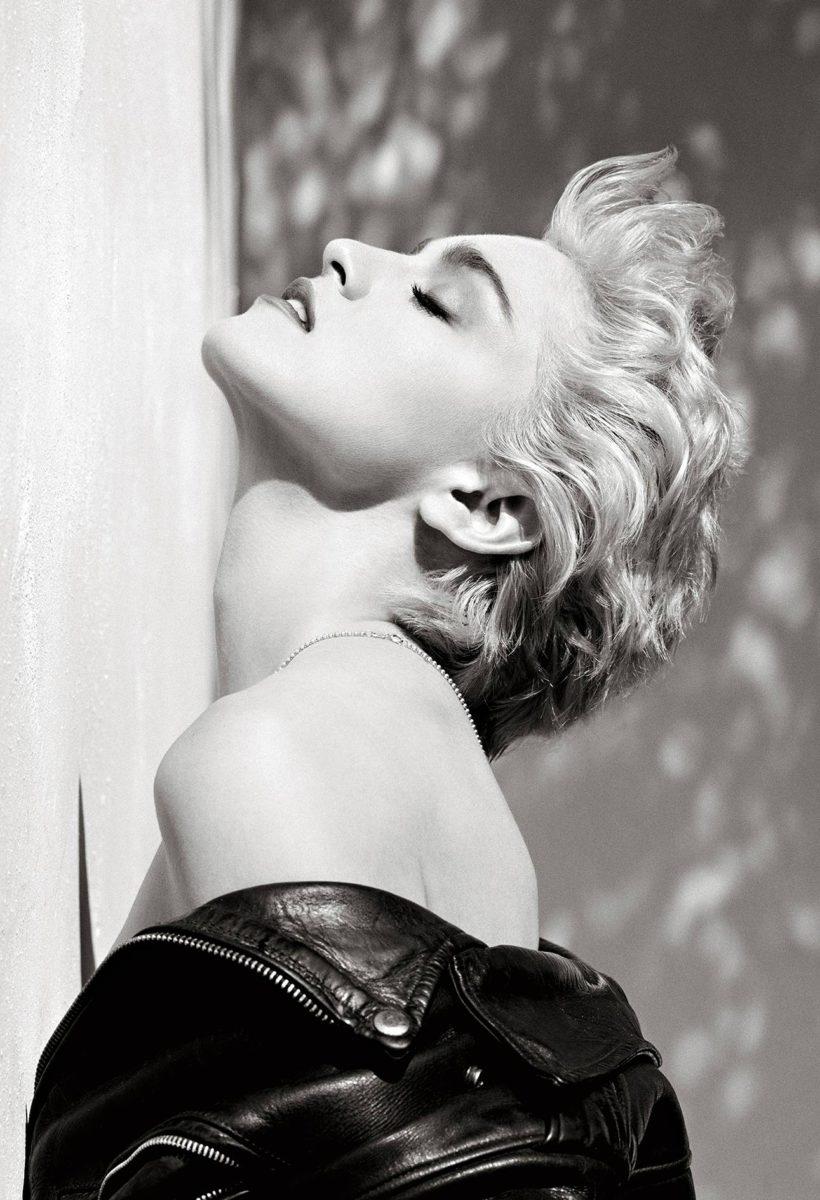 Herb Ritts ikuisti Madonnan Hollywoodissa vuonna 1986.