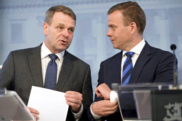 Tammikuussa 2017 EIP:n varapääjohtaja Jan Vapaavuoren ja valtiovarainministeri Petteri Orpon välit olivat kunnossa.