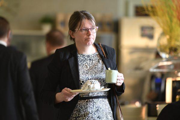 Keskustan kansanedustaja Eeva-Maria Maijala on ymmärtänyt Kittilän kuntapäättäjiä.