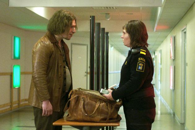 Eero Milonoff ja Eva Melander näyttelevät Gräns-elokuvassa peikkoja.