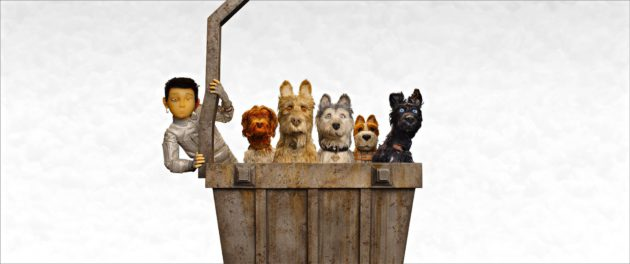 Koirat puhuvat Hollywood-tähtien äänillä.