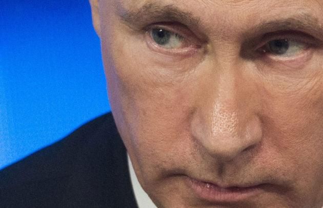 Venäjän presidentti Vladimir Putin kehotti suomalaisia 2010 iloitsemaan venäläisten maakaupoista.