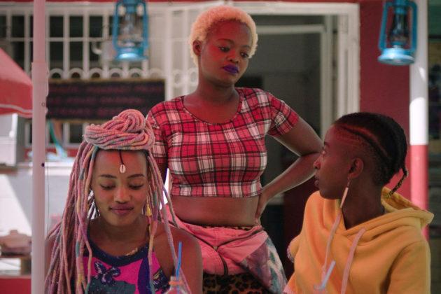 Rafiki-elokuva sijoittuu Nairobiin.