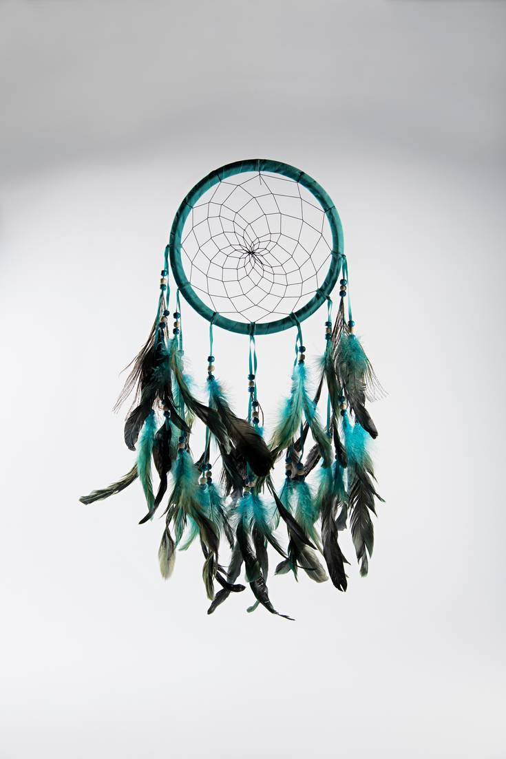 Unisieppari on alun perin Pohjois-Amerikan alkuperäiskansojen taikakalu hyvän unen saamiseksi.