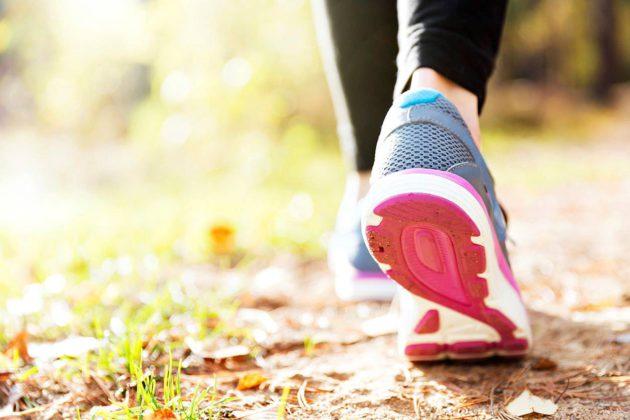 Nopeasta kävelystä on terveyshyötyjä, vihjaa tutkimus.