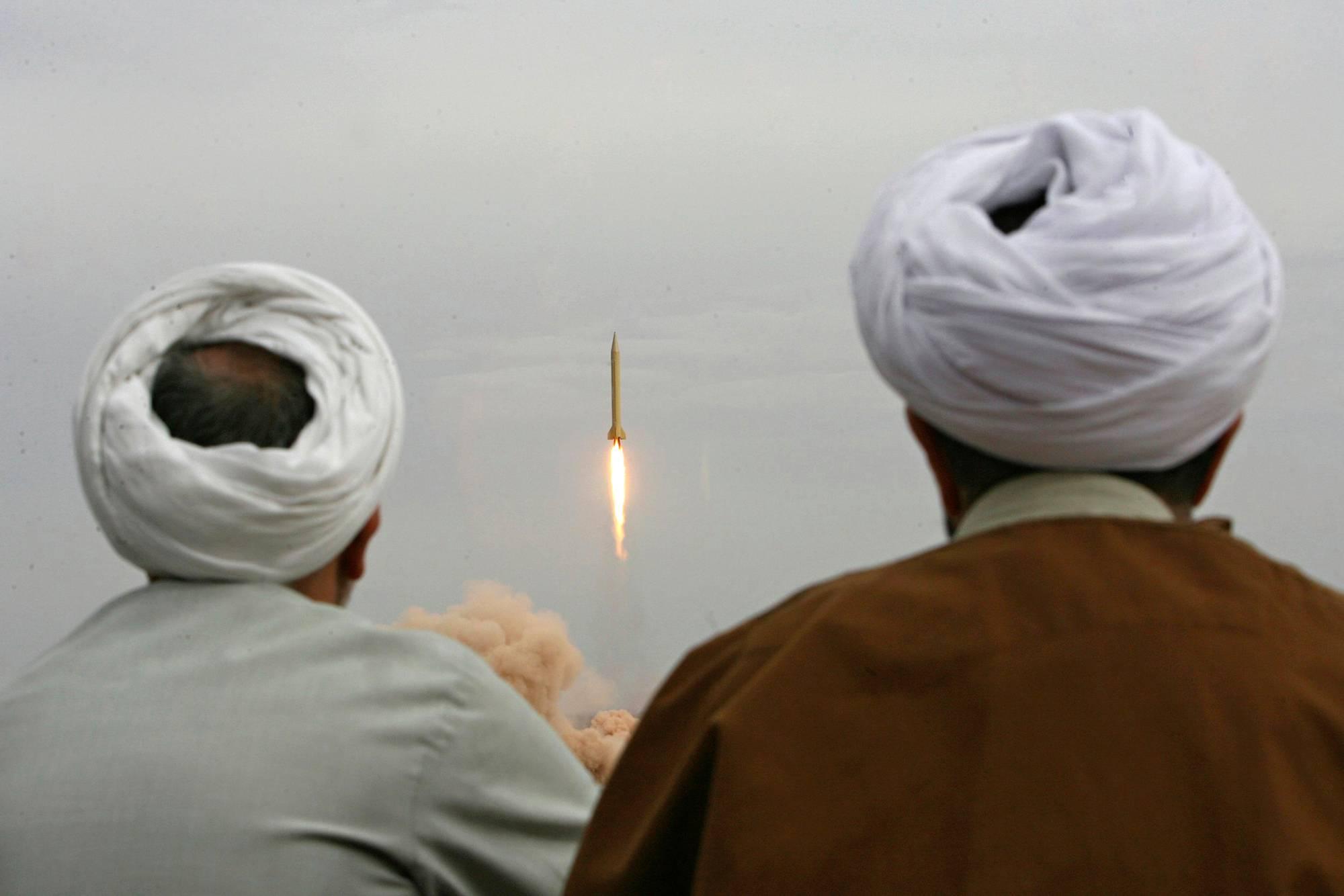 Iranin jatkuva ohjusten kehittely oli yksi syy, miksi Yhdysvallat irtautui ydinsopimuksesta.