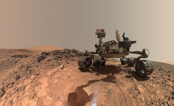 Nasan Curiosity-luotain löysi Marsin pinnalta muinaisia orgaanisia yhdisteitä.