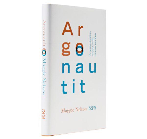 Maggie Nelson: Argonautit. Suom. Kaijamari Sivill. 208 s. S&S, 2018.