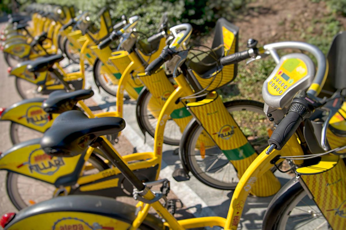 Kaupunkipyörät ovat muuttaneet matkustustottumuksia.