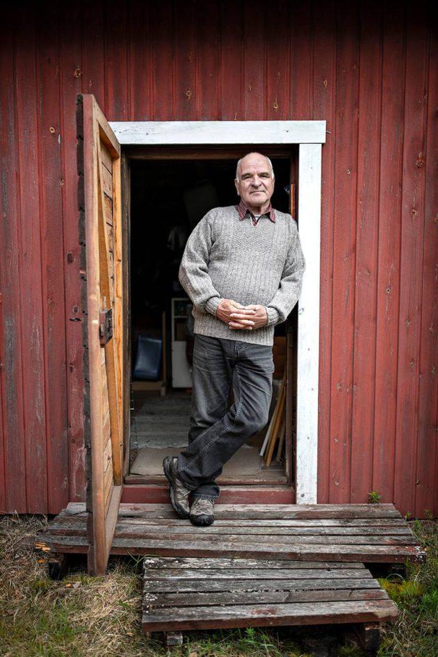 Markku Piekkola on orjan jälkeläinen.
