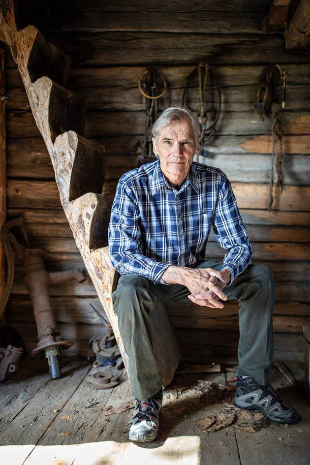Pertti Rapinoja on perehtynyt isonvihan ajan tapahtumiin Hailuodossa. Hänen esi-isänsä ryöstettiin orjaksi Venäjälle.