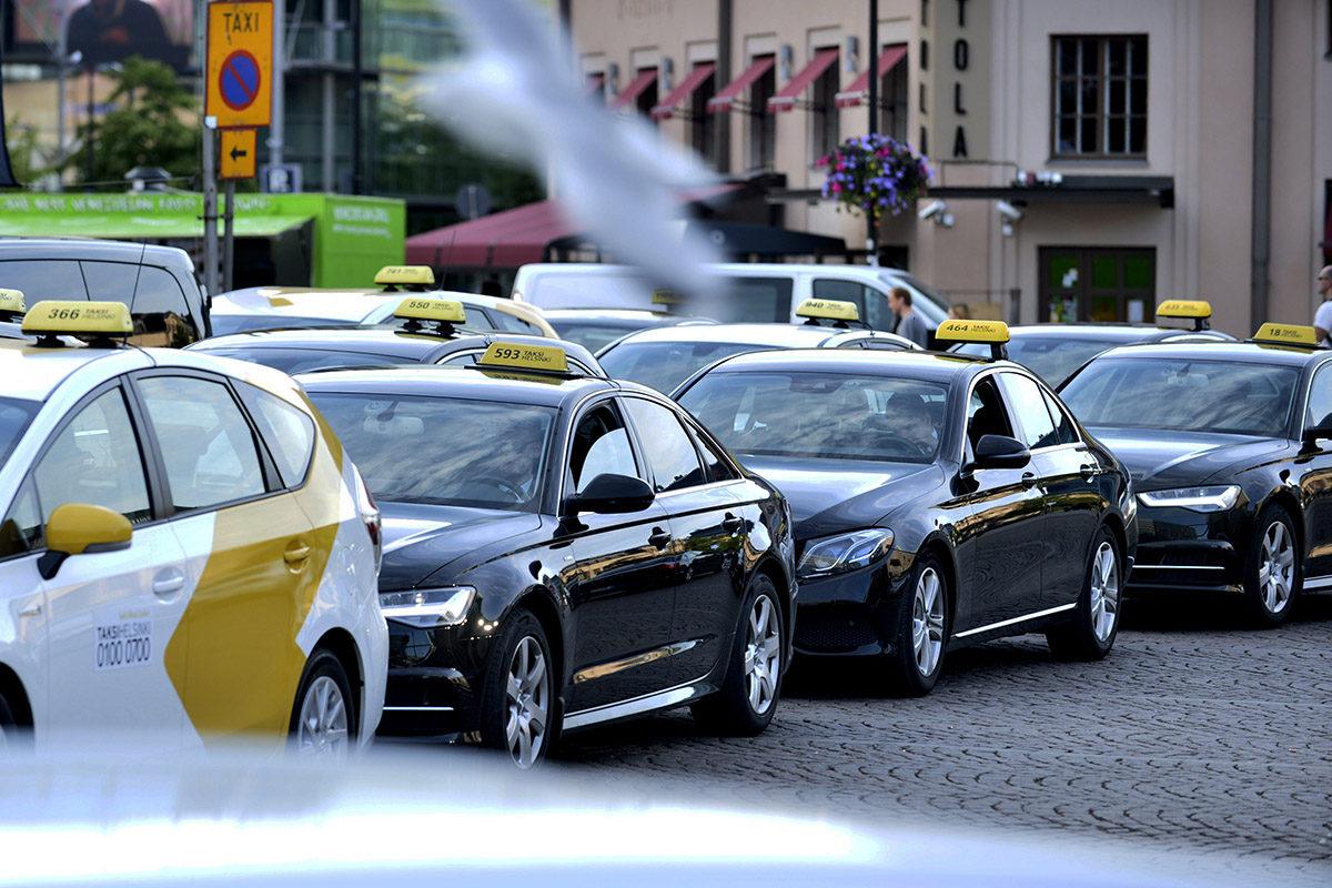 Helsingin Taxi