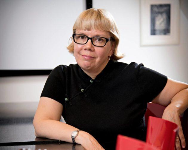 Elina Grundström on johtanut Julkisen sanan neuvostoa vuodesta 2016.