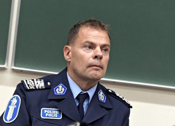 Robin Lardot'n syyte koskee vuosia 2010–2013, jolloin hän työskenteli Poliisihallituksessa.