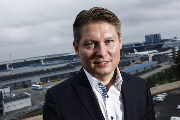 Topi Manner aloittaa Finnairin toimitusjohtajana vuoden 2019 alussa.