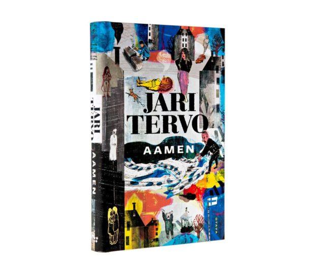 Jari Tervo: Aamen. 328 s. Otava, 2018.